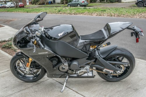 2012 Buell EBR 1190RS Carbon Fiber Edition Black for sale